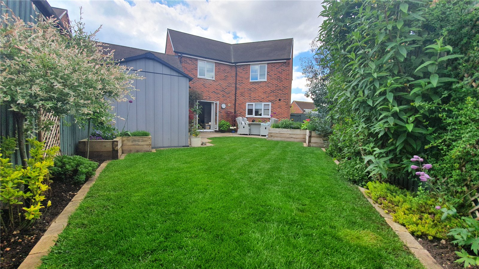 3 bed house for sale in Harvest Drive, St Neots  - Property Image 4