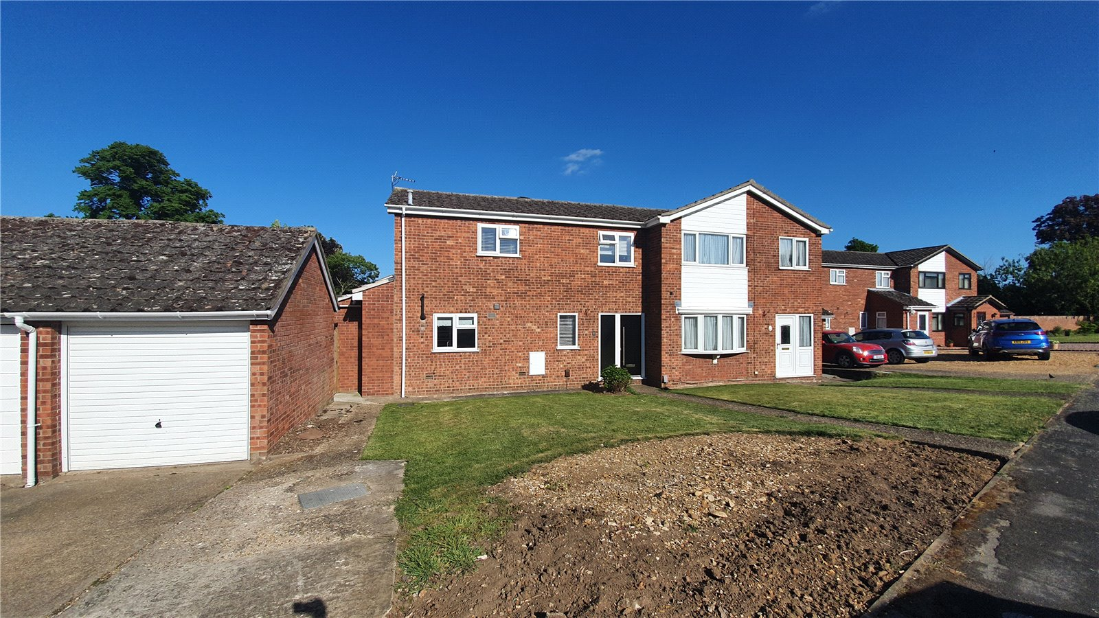 3 bed house for sale in The Sycamores, Little Paxton, PE19
