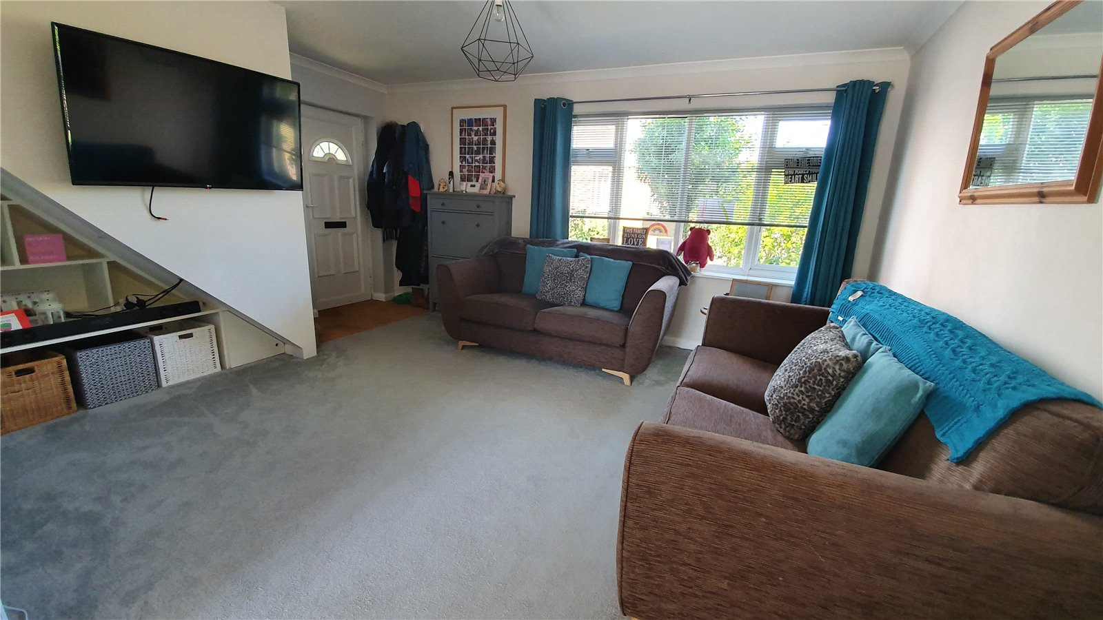 3 bed house for sale in Otter Way, Eaton Socon 3