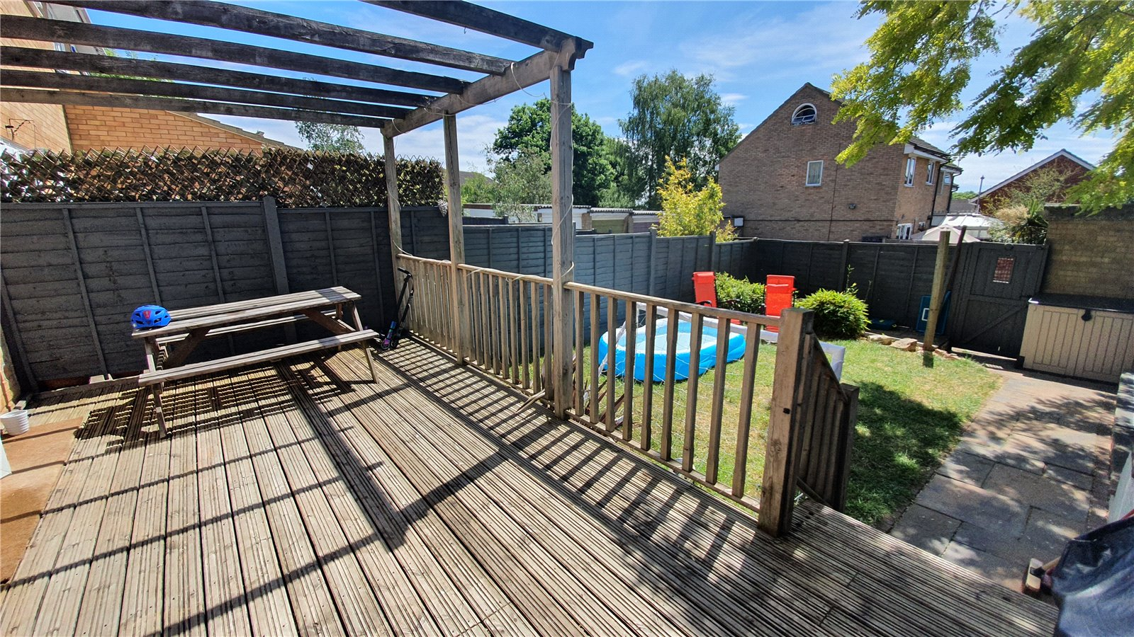 3 bed house for sale in Otter Way, Eaton Socon 10