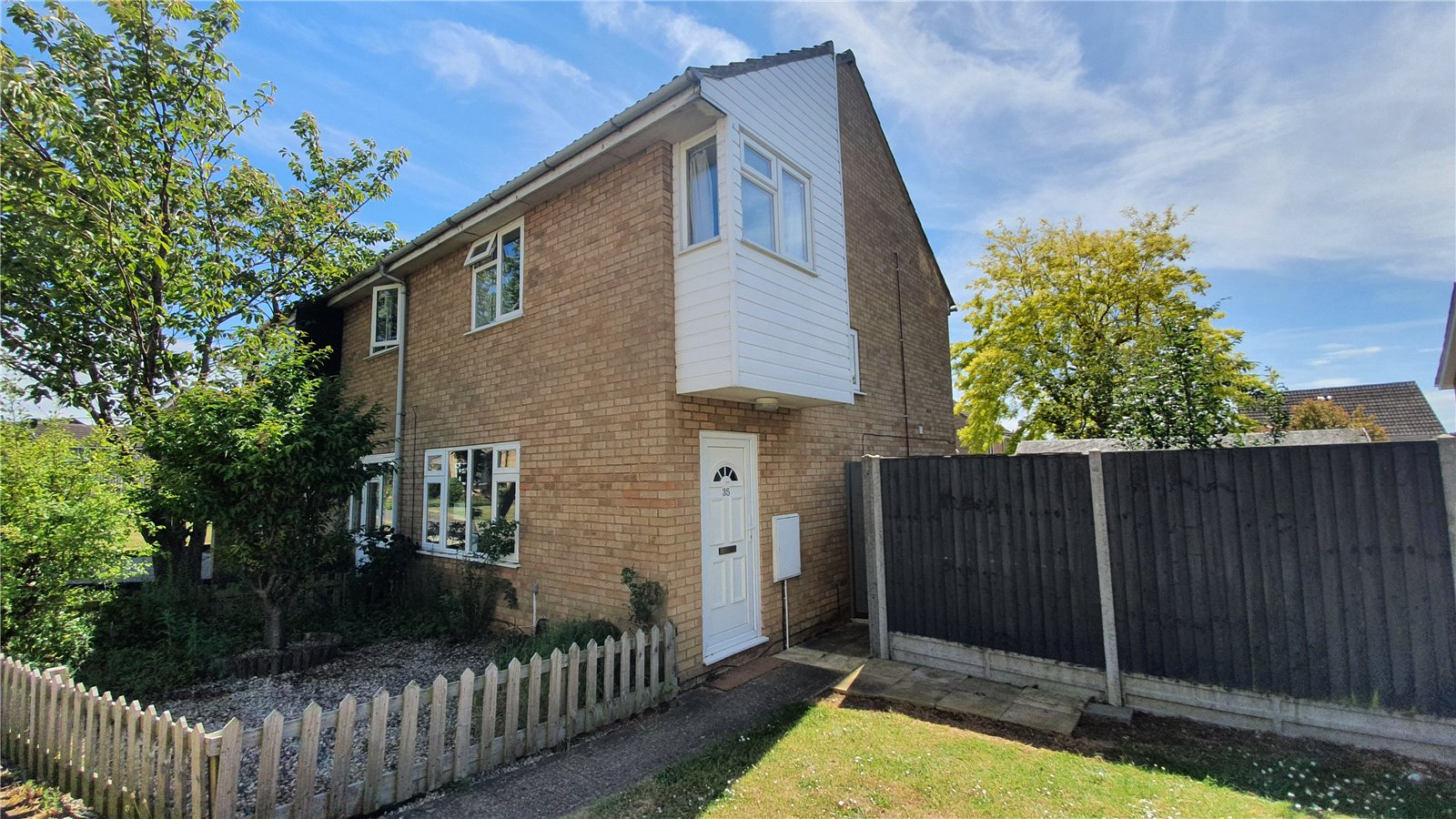 3 bed house for sale in Otter Way, Eaton Socon, PE19