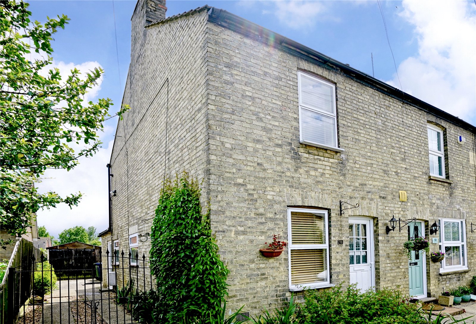 2 bed house for sale in Ackerman Street, Eaton Socon, PE19