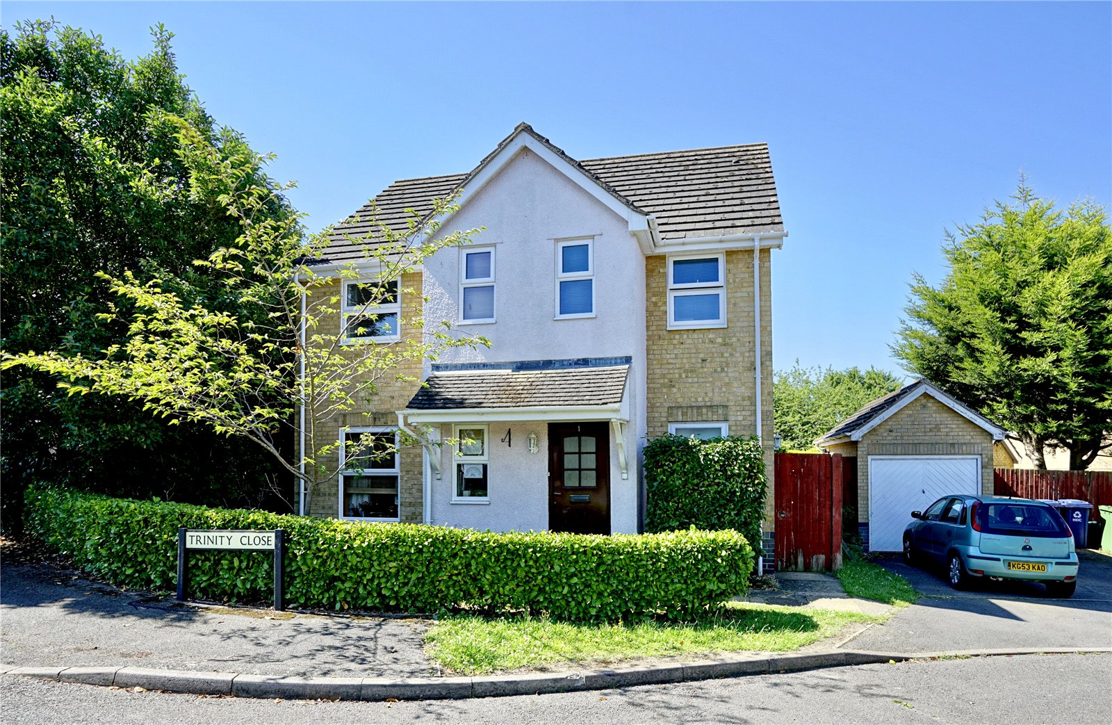 4 bed house for sale in Great Paxton, Trinity Close, PE19 6YL  - Property Image 1