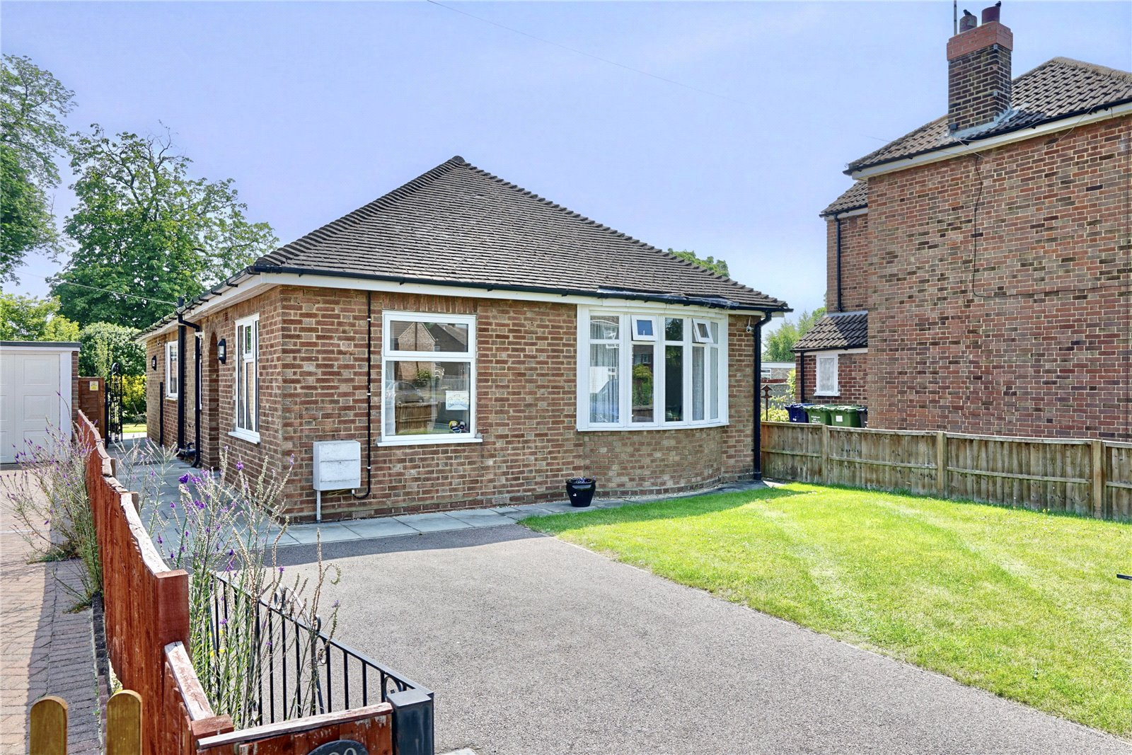 3 bed bungalow for sale in St Neots Road, Eaton Ford  - Property Image 1