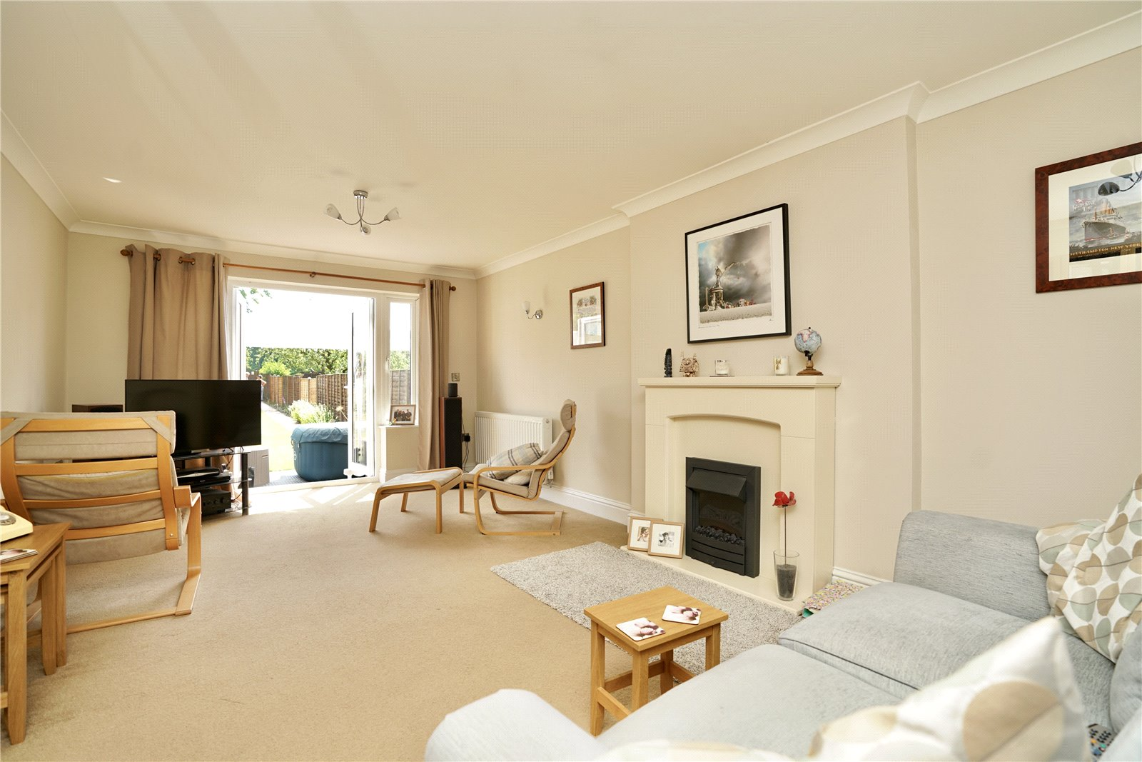 3 bed bungalow for sale in St Neots Road, Eaton Ford  - Property Image 3