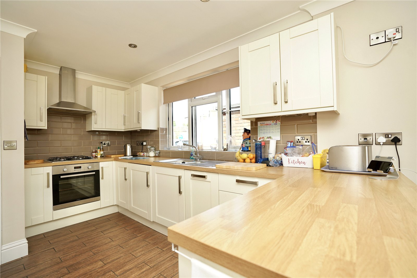 3 bed bungalow for sale in St Neots Road, Eaton Ford 1
