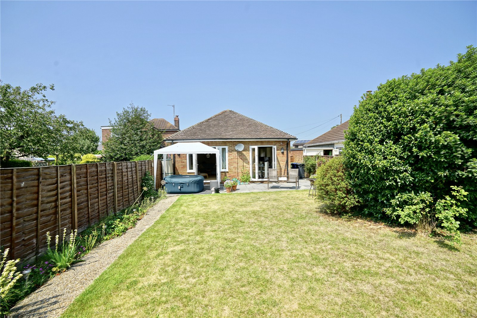 3 bed bungalow for sale in St Neots Road, Eaton Ford  - Property Image 9