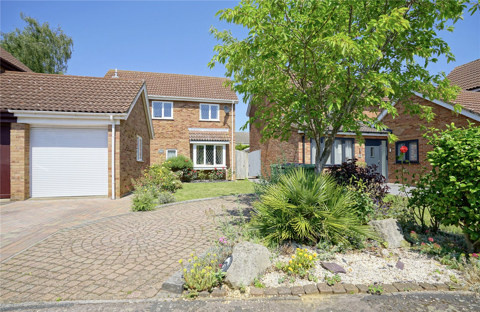3 bed house for sale in Eaton Ford, Sundew Close, PE19 7GN - Property Image 1