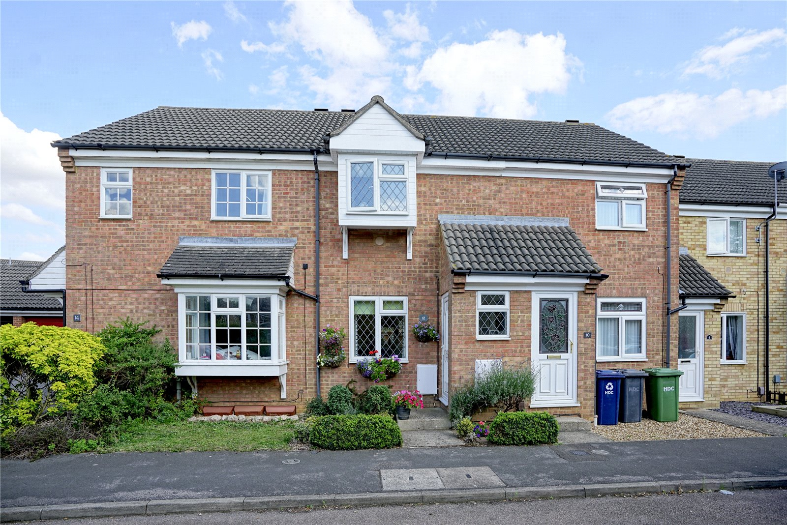 2 bed house for sale in Chawston Close, Eaton Socon, PE19