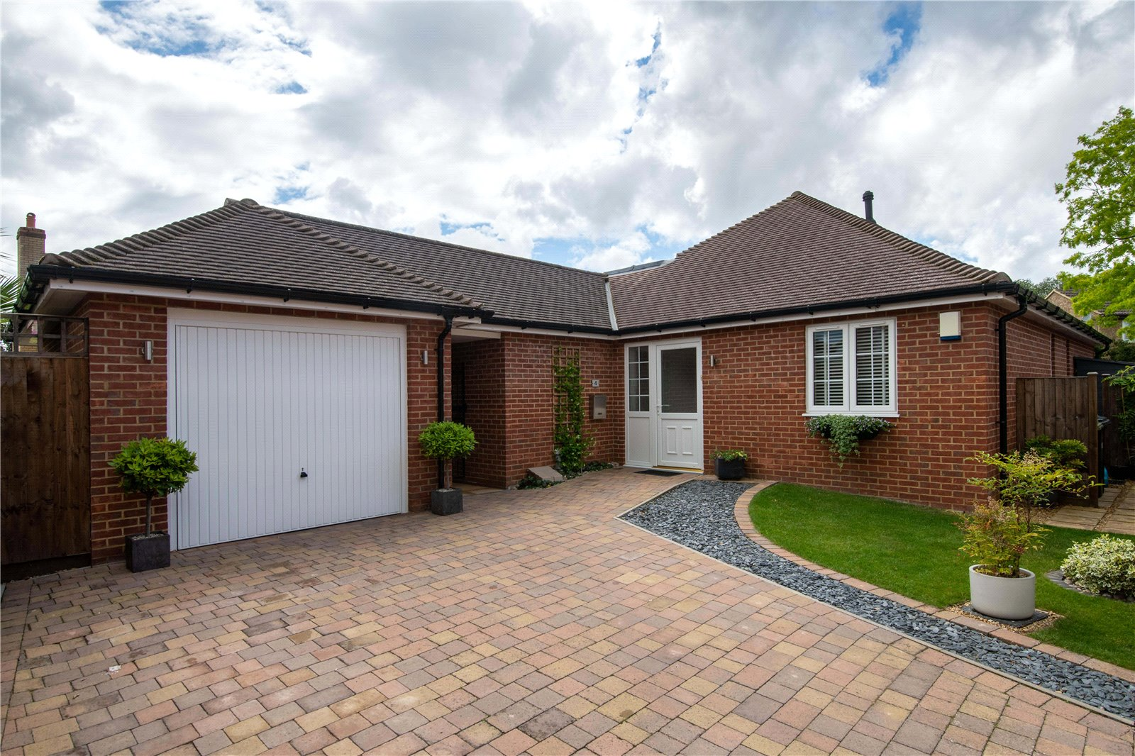 2 bed bungalow for sale in Pipistrelle Close, Little Paxton, PE19