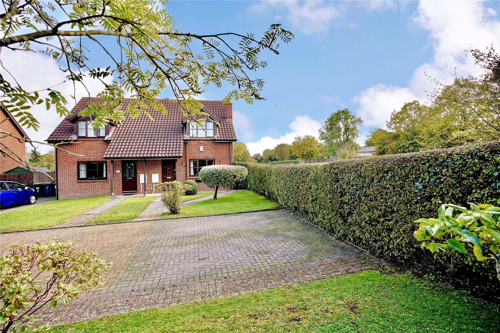 2 bed house for sale in Colmworth, Colley Close, MK44 2HE, MK44