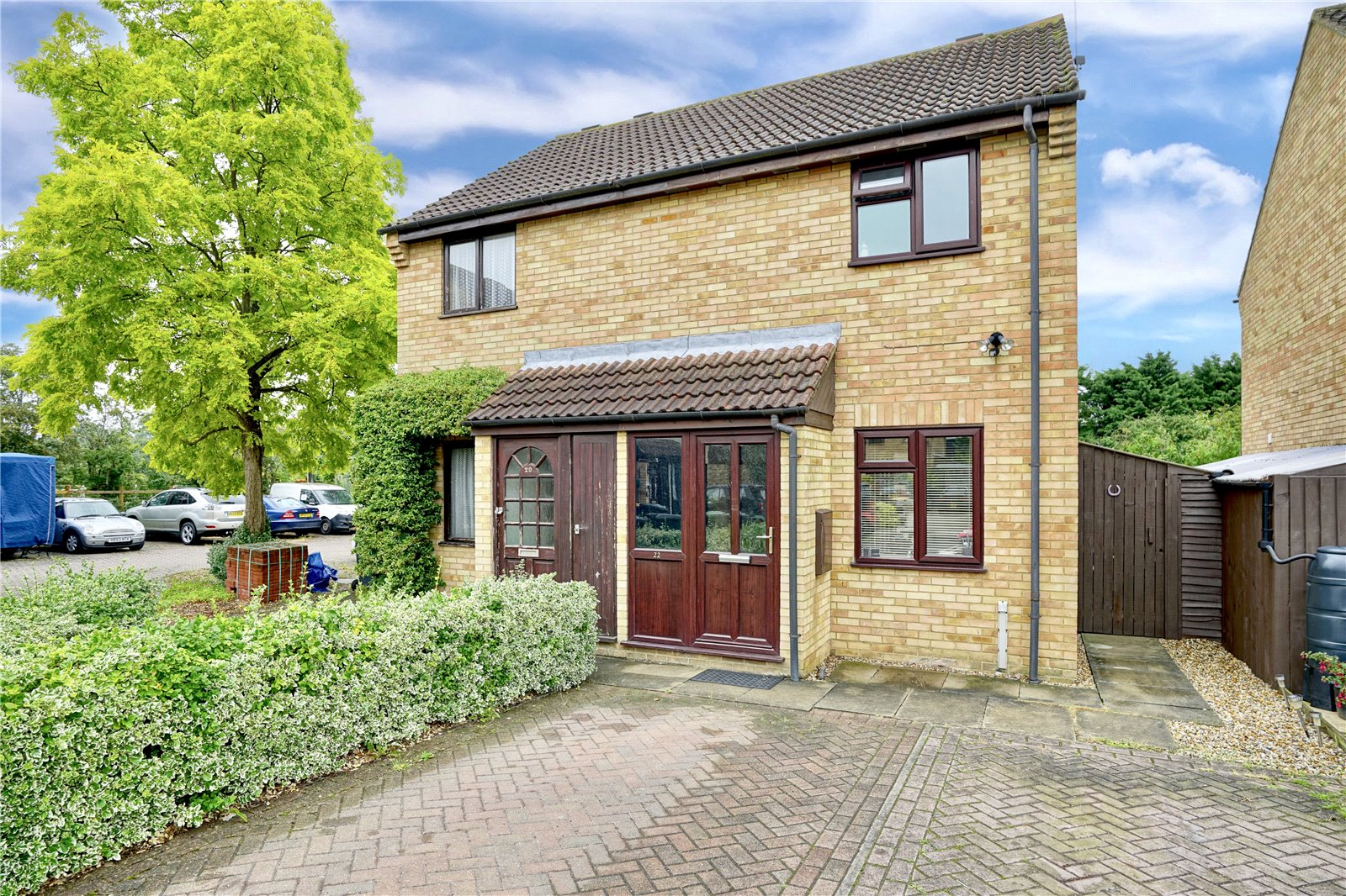 2 bed house for sale in Swallowfield, Wyboston, MK44