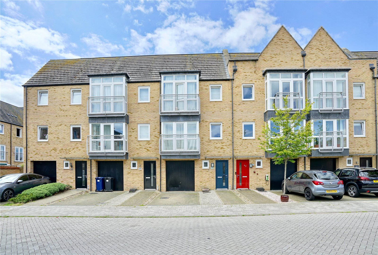 4 bed house for sale in Little Paxton, Samuel Jones Crescent, PE19 6QY - Property Image 1
