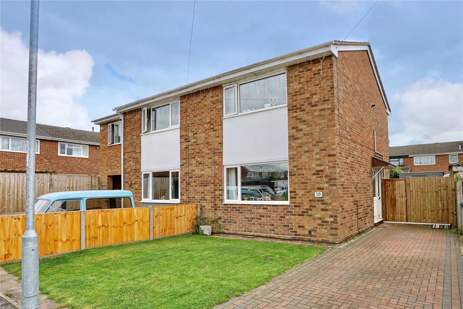 2 bed house for sale in Eynesbury, Edward Road, PE19 2QF, PE19