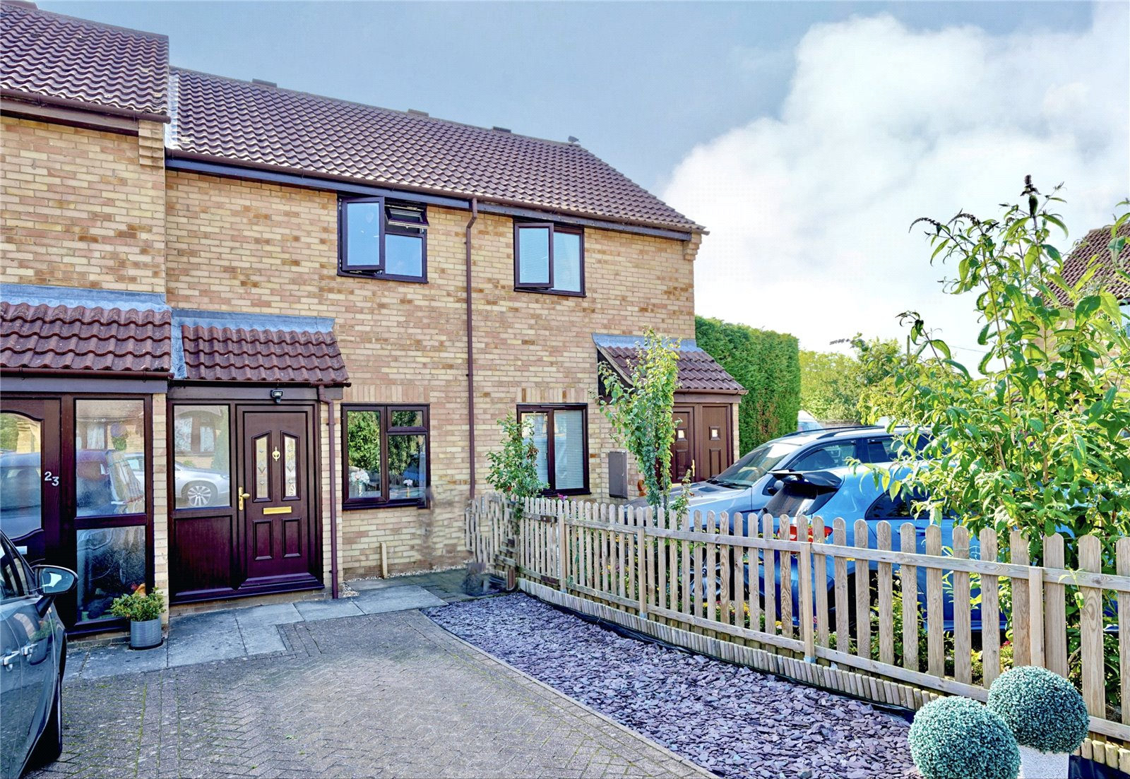 2 bed house for sale in Swallowfield, Wyboston  - Property Image 1
