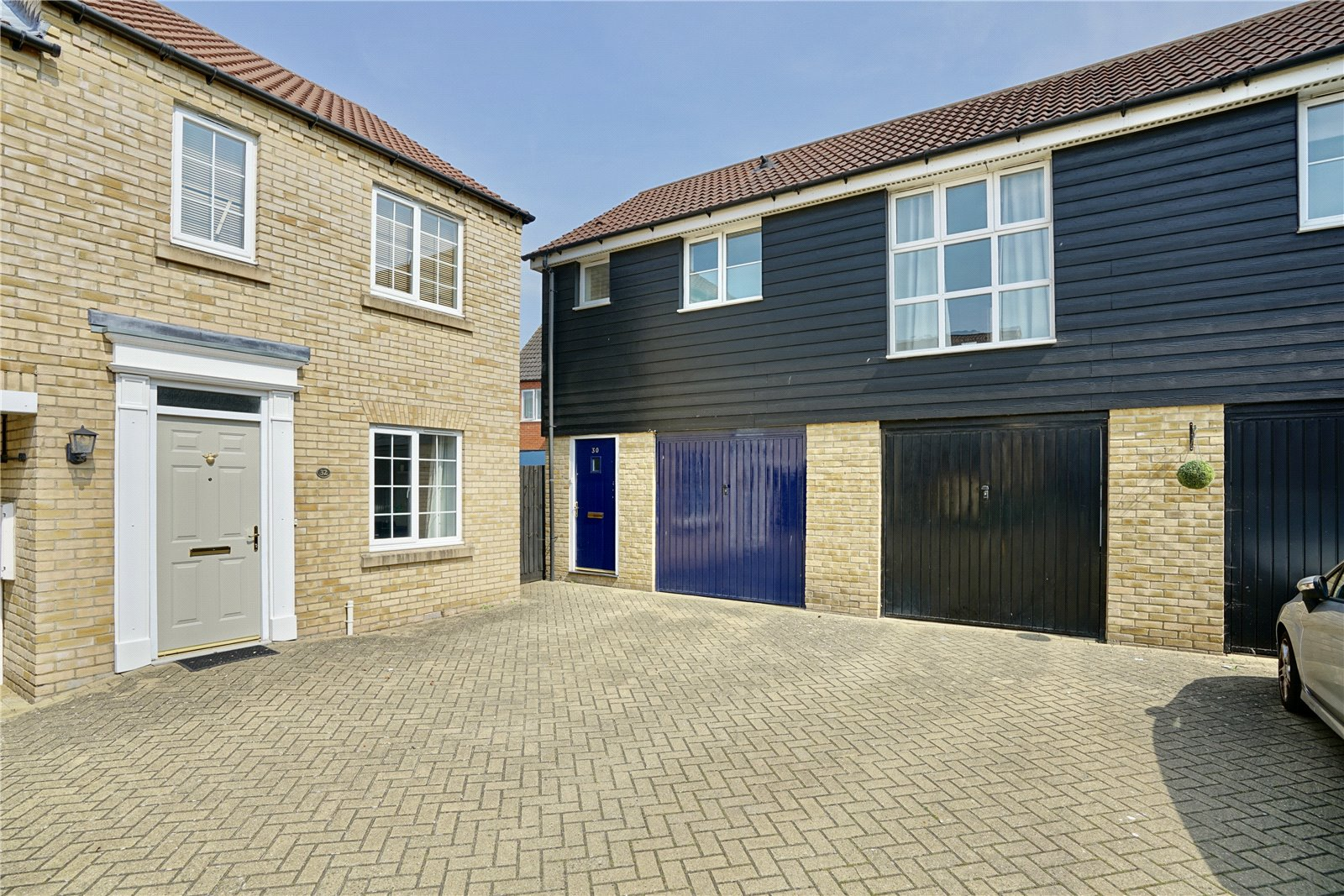1 bed house for sale in Malden Way, Eynesbury, PE19