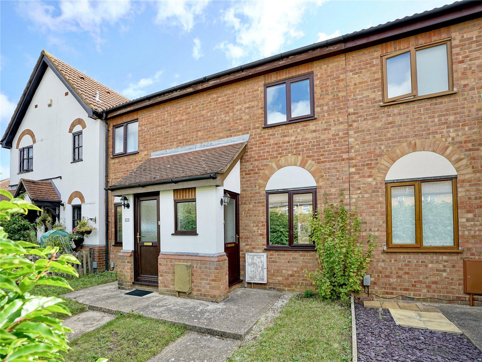 2 bed house for sale in Eynesbury, Lindisfarne Close, PE19 2UT, PE19