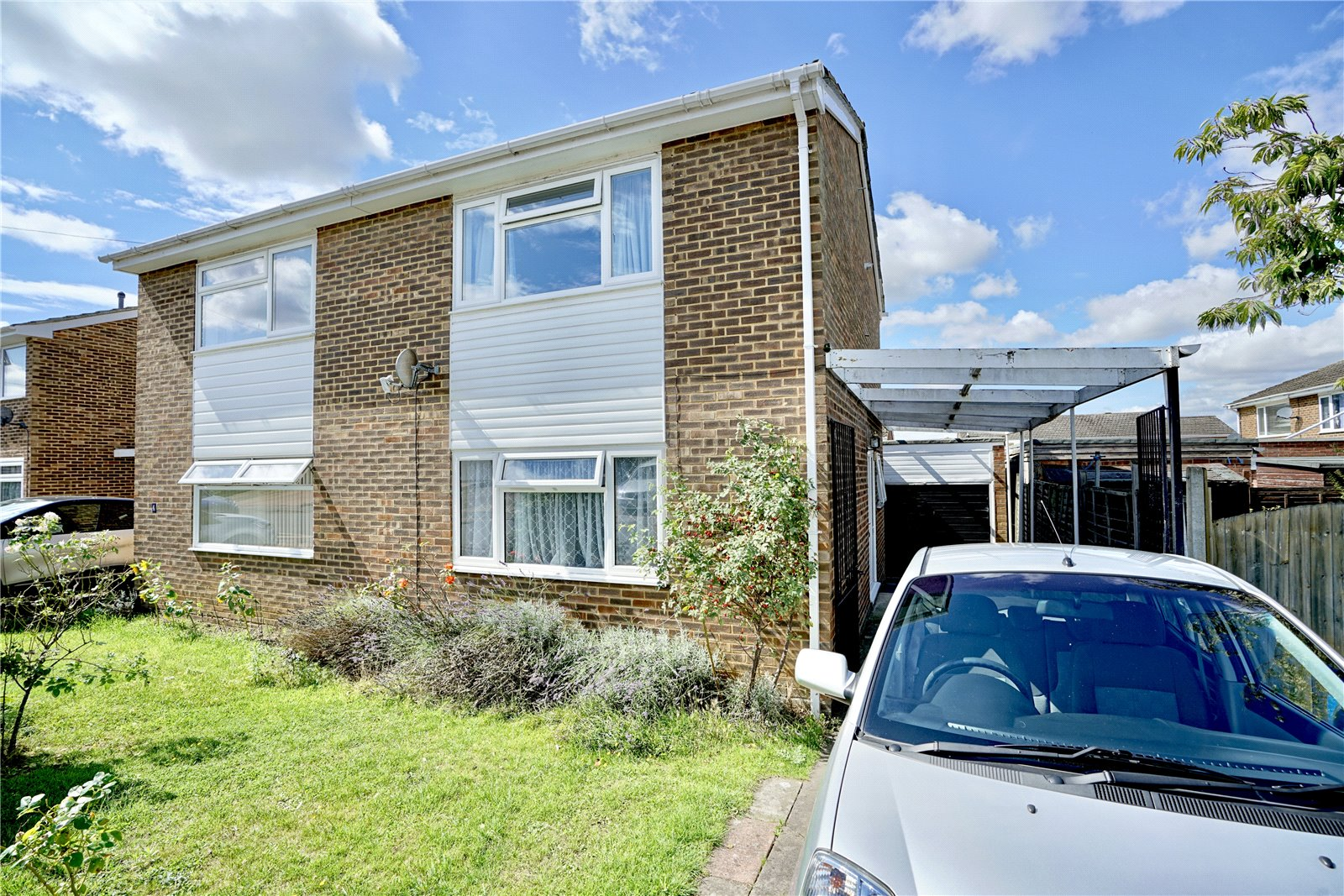 2 bed house for sale in Eynesbury, Andrew Road, PE19 2QE, PE19