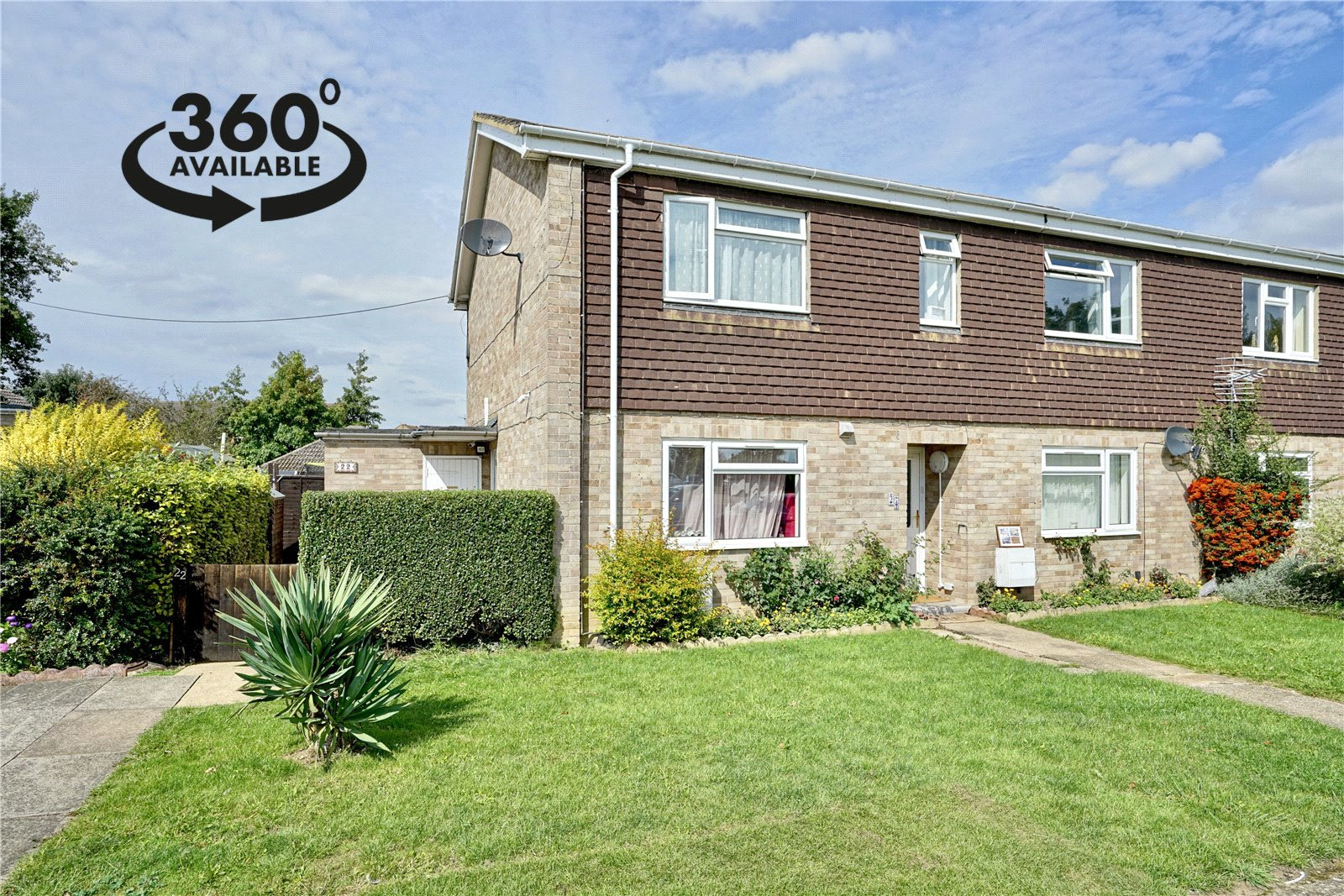 2 bed for sale in Buckden, Weir Close, PE19 5TH, PE19