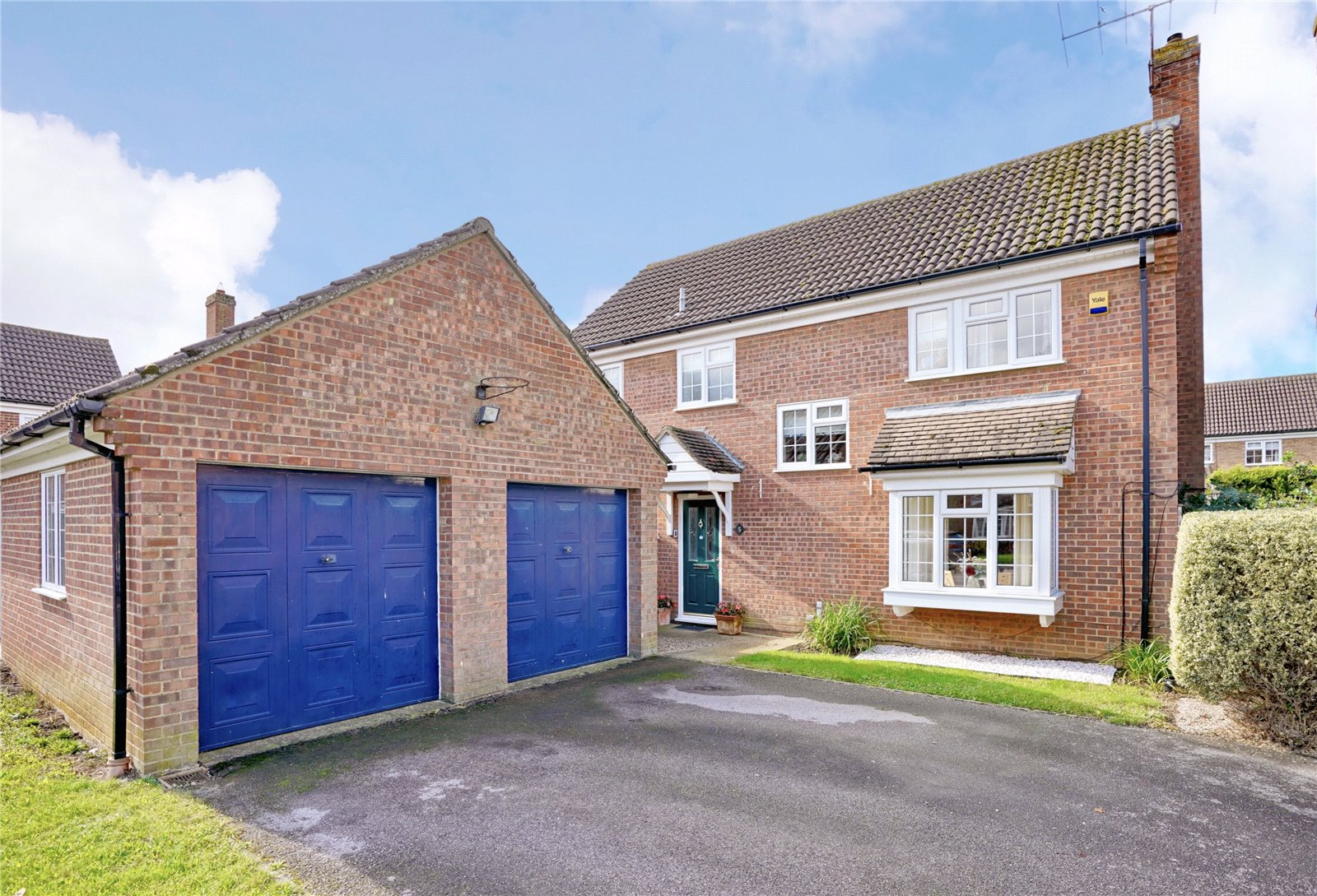 4 bed house for sale in Eaton Socon, PE19 8QG  - Property Image 1