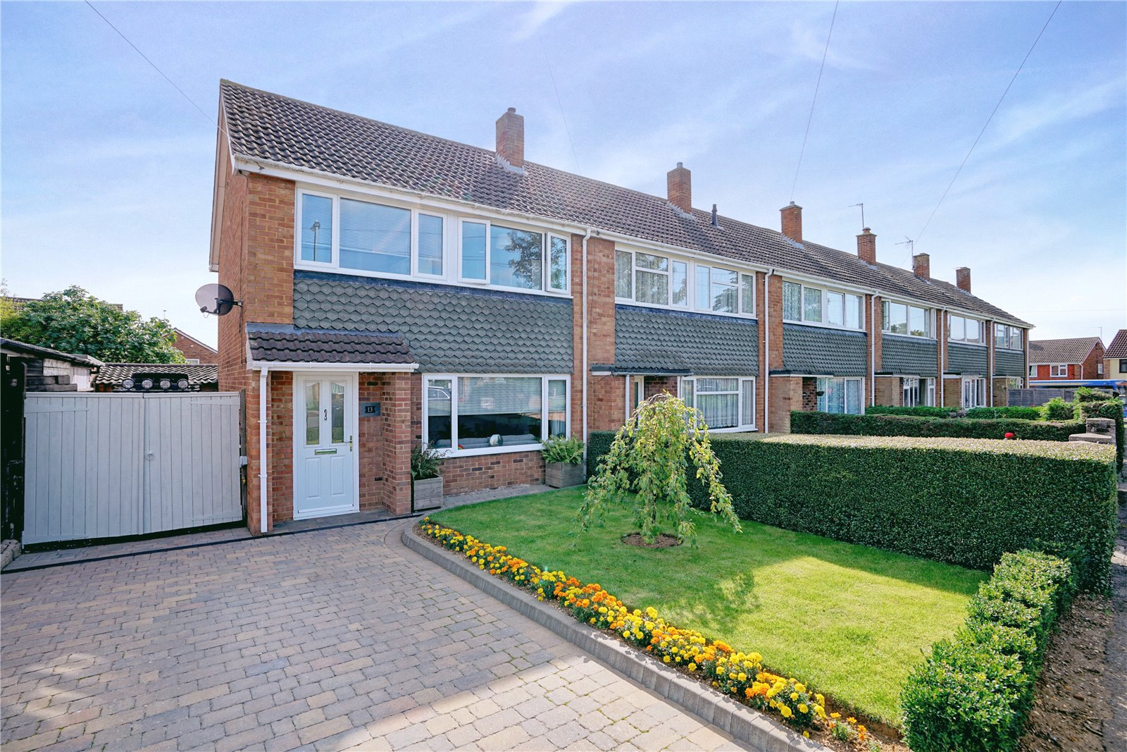 3 bed house for sale in St. Neots, Acacia Grove, PE19 1UA, PE19
