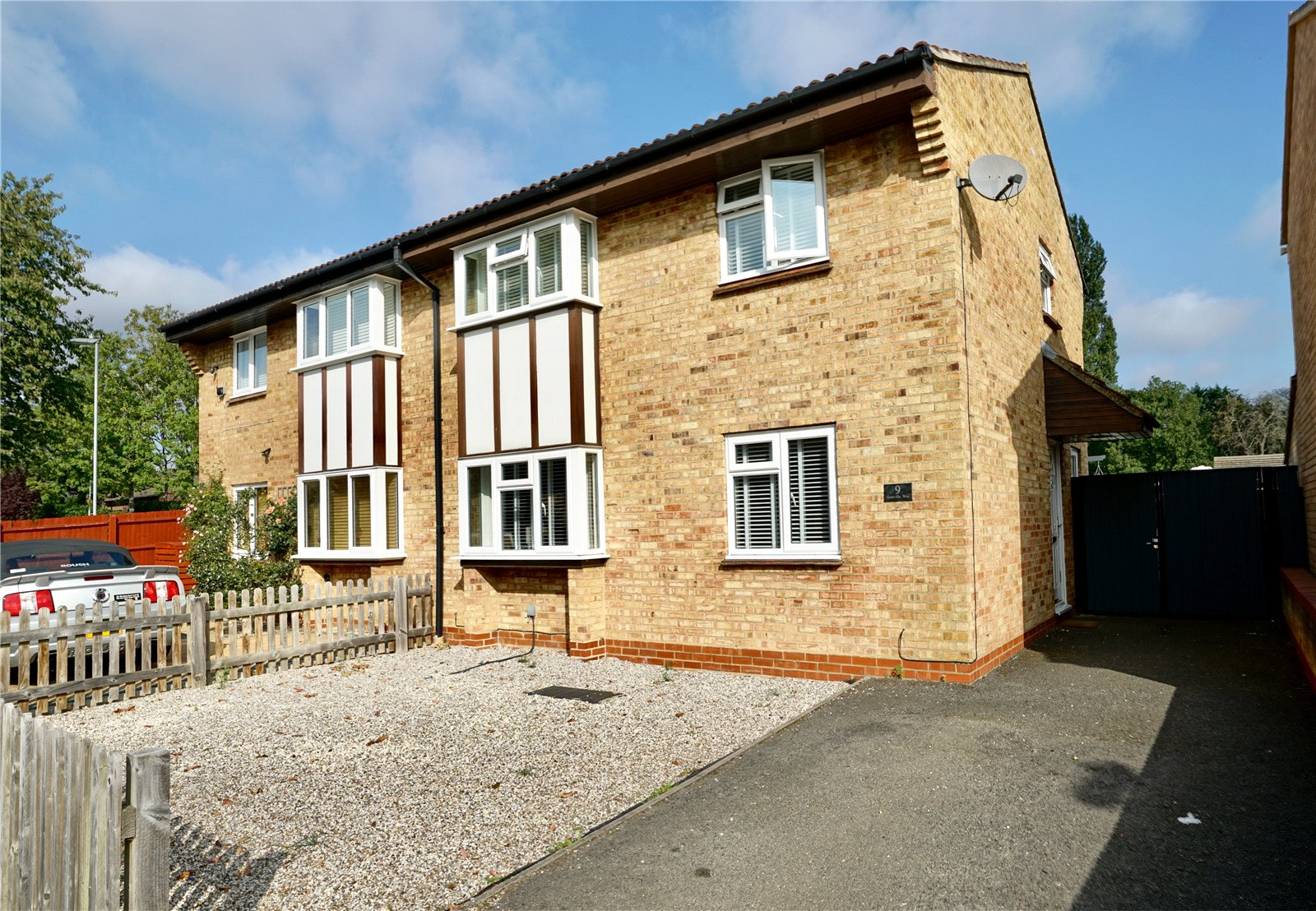 3 bed house for sale in Eaton Socon, Grenville Way, PE19 8HZ, PE19