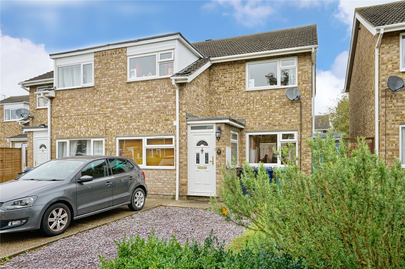 3 bed house for sale in Eaton Ford, PE19 7RH, PE19