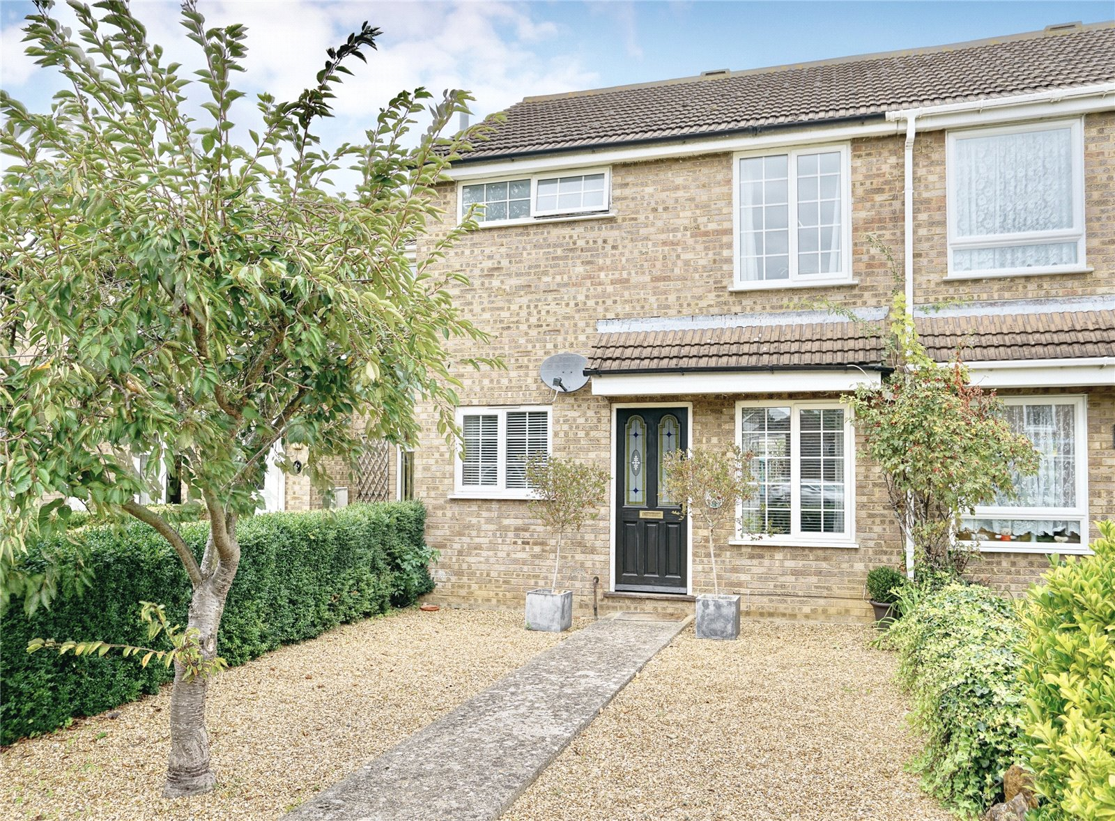 3 bed house for sale in Eaton Ford, Alamein Court, PE19 7JL, PE19