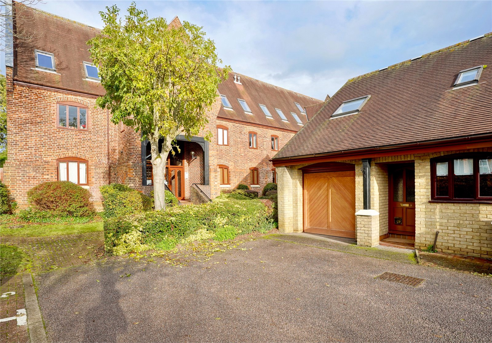 2 bed house for sale in Rampley Lane, Grove Court, PE19 6PQ, PE19