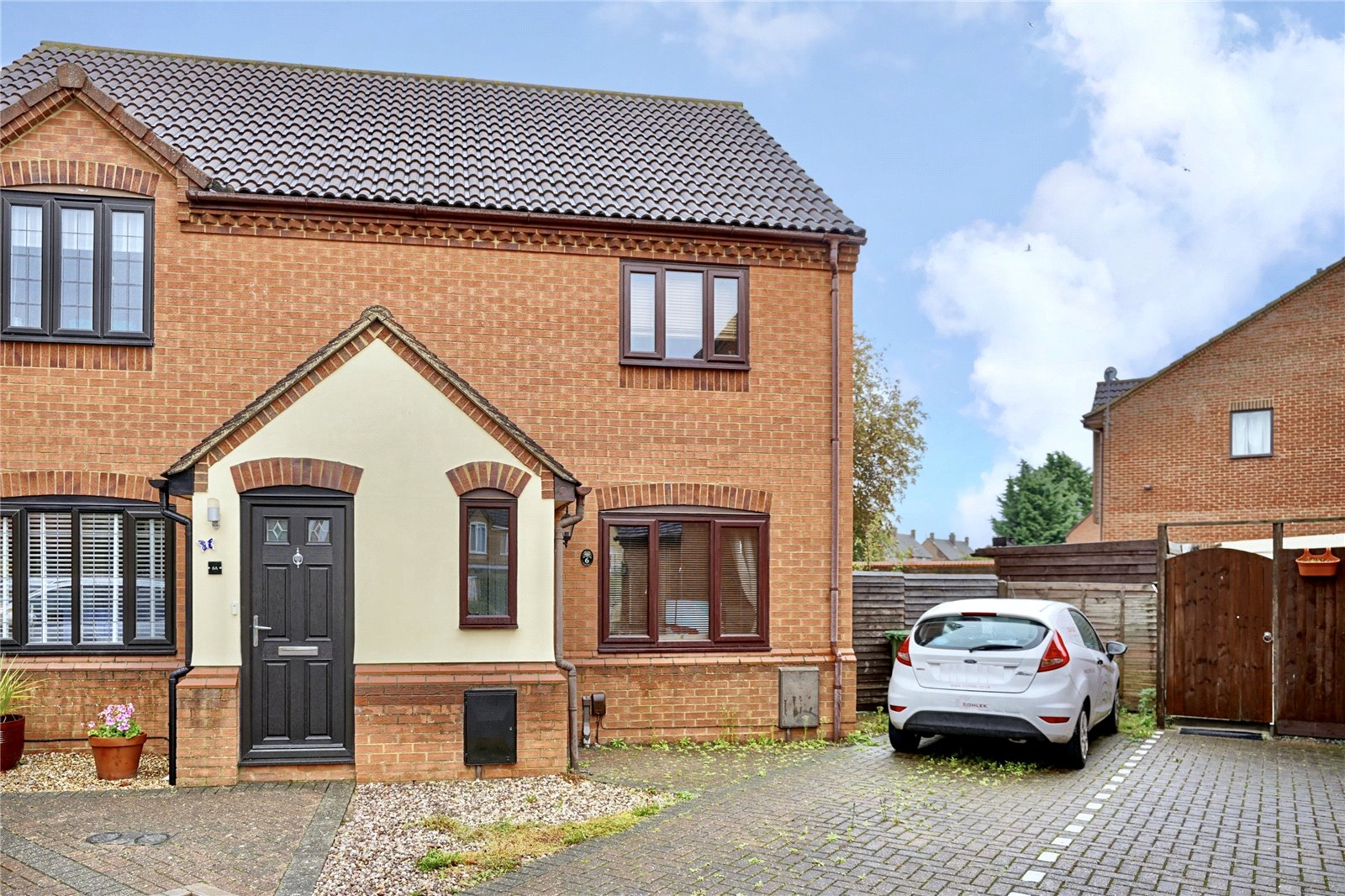 2 bed house for sale in Eaton Socon, Cornwallis Drive, PE19 8TX, PE19