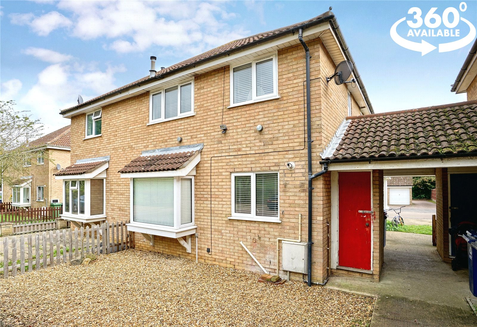 2 bed house for sale in Eaton Ford, PE19 7GQ, PE19