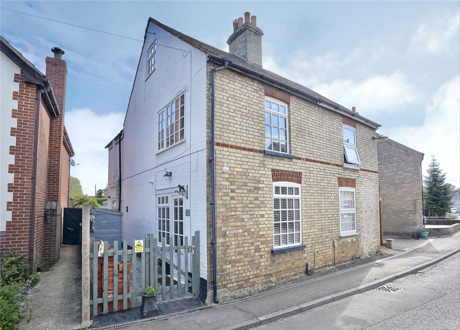 3 bed house for sale in Ackerman Street, Eaton Socon  - Property Image 1
