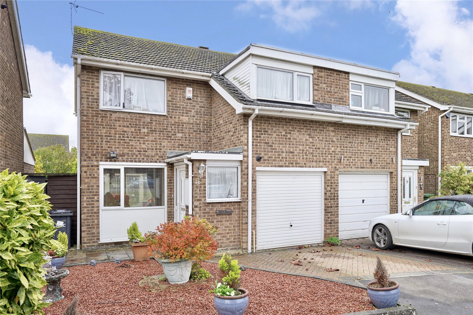 3 bed house for sale in Eaton Ford, Gainsborough Avenue, PE19 7RJ, PE19