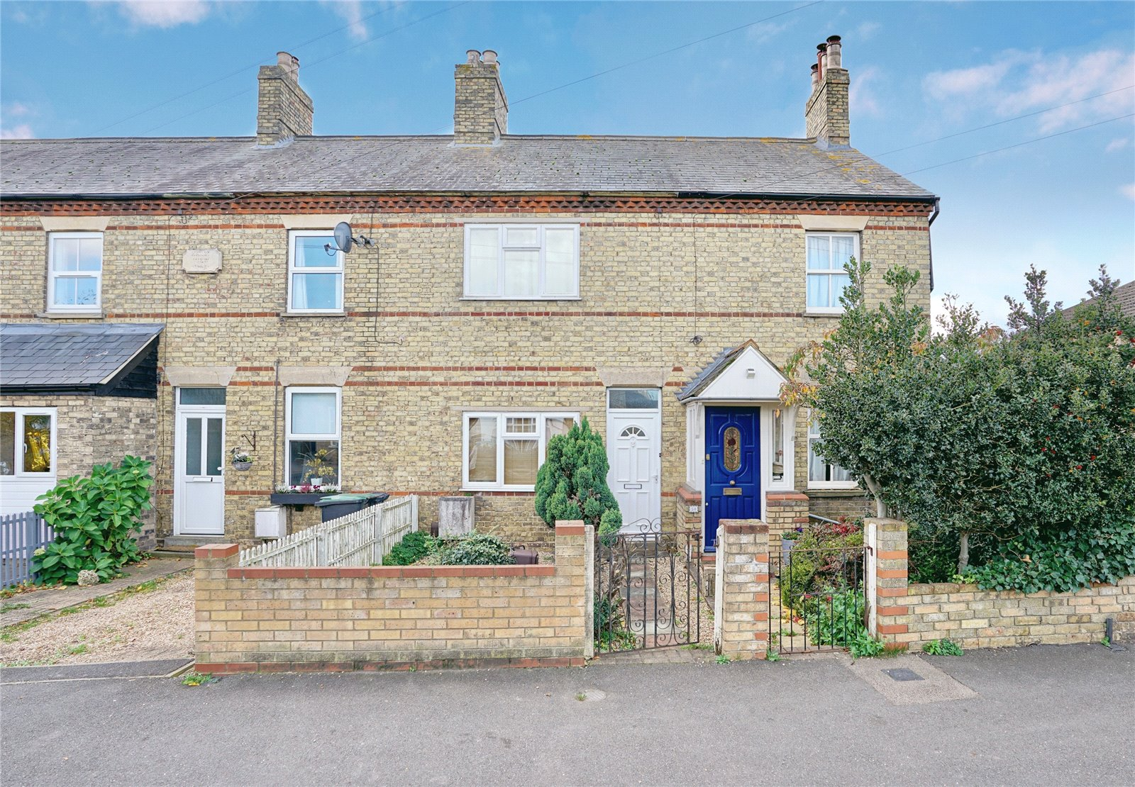 2 bed house for sale in Sandy, St Neots Road, SG19 1LE, SG19