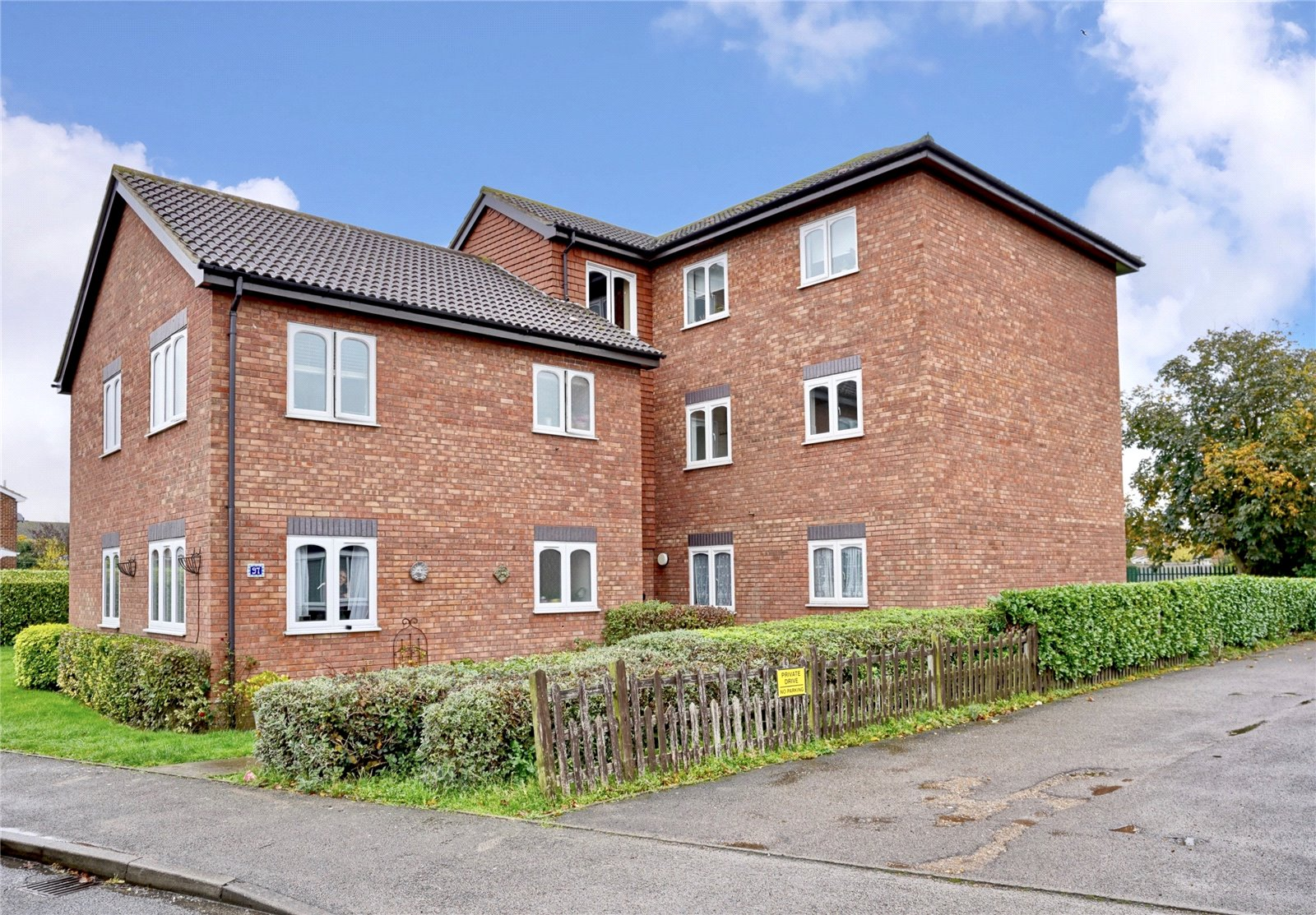 1 bed apartment for sale in Eynesbury, Andrew Road, PE19 2PP, PE19