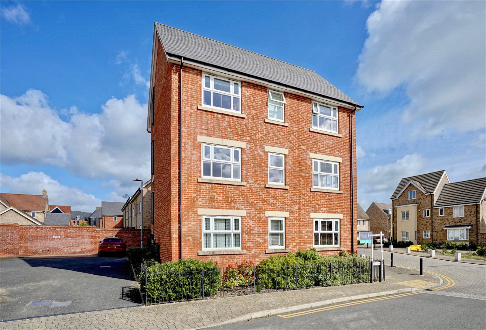 2 bed apartment for sale in St. Neots, Great High Ground, PE19 6GN, PE19