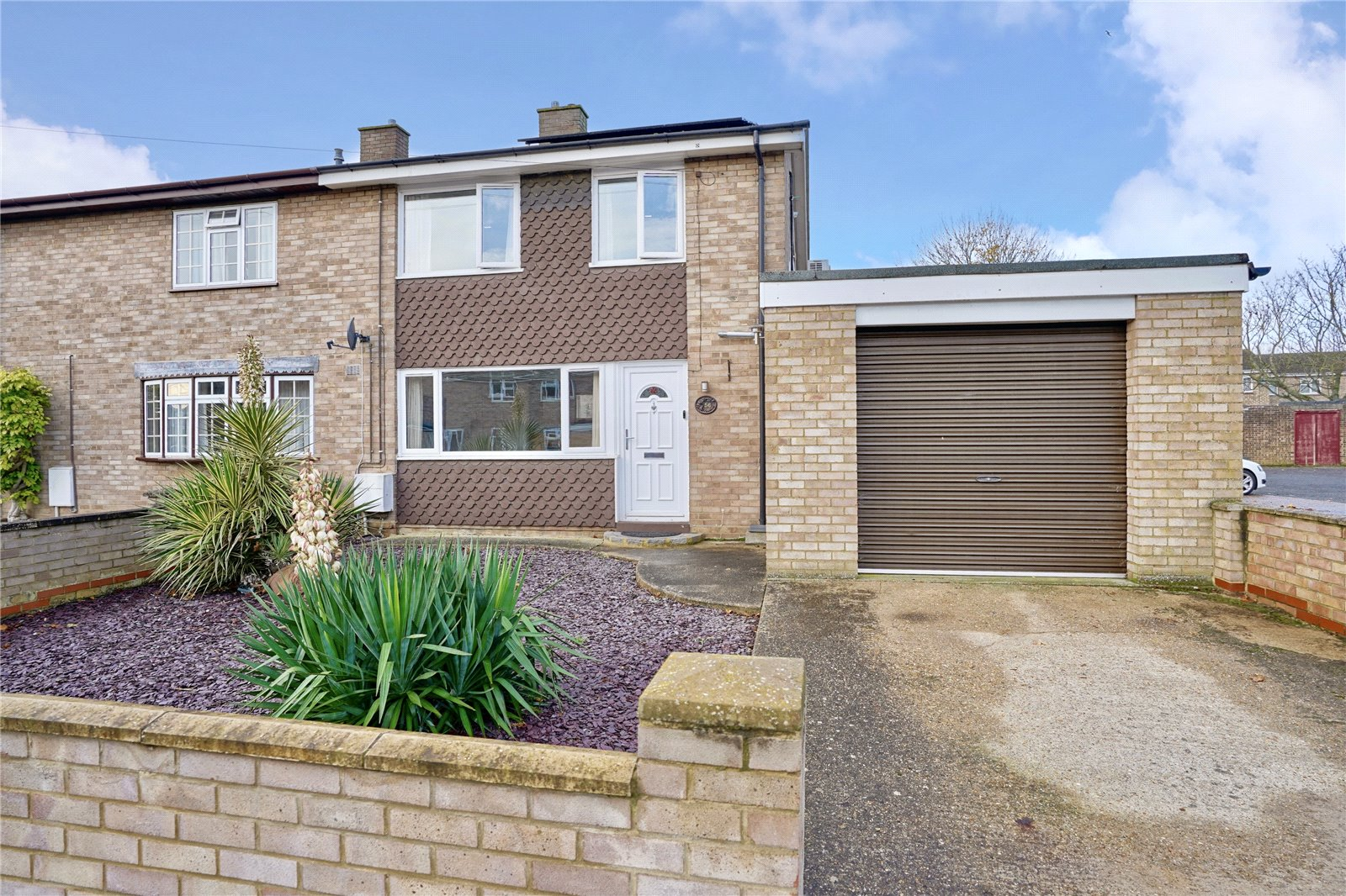 3 bed house for sale in Eaton Socon, Kings Road, PE19 8DB, PE19