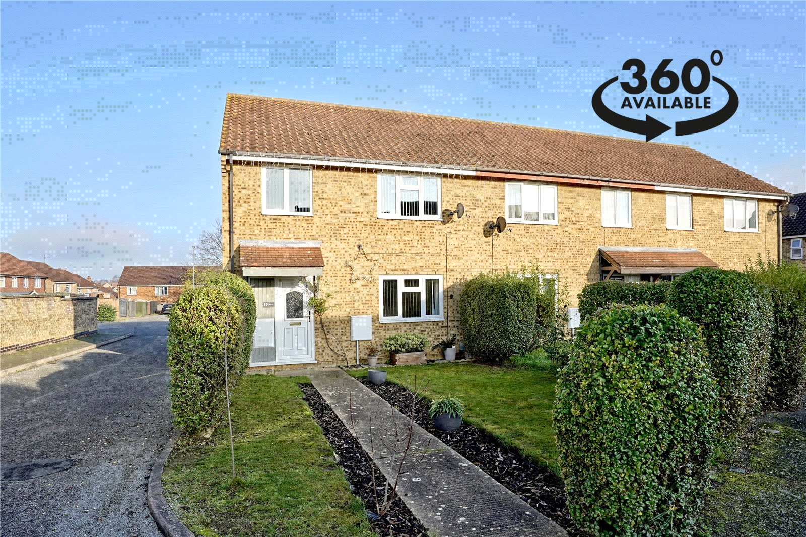 3 bed house for sale in Eaton Socon, PE19 8JR  - Property Image 1