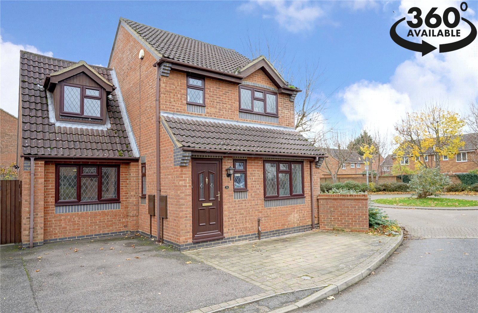 3 bed house for sale in St. Neots, PE19 1QX - Property Image 1
