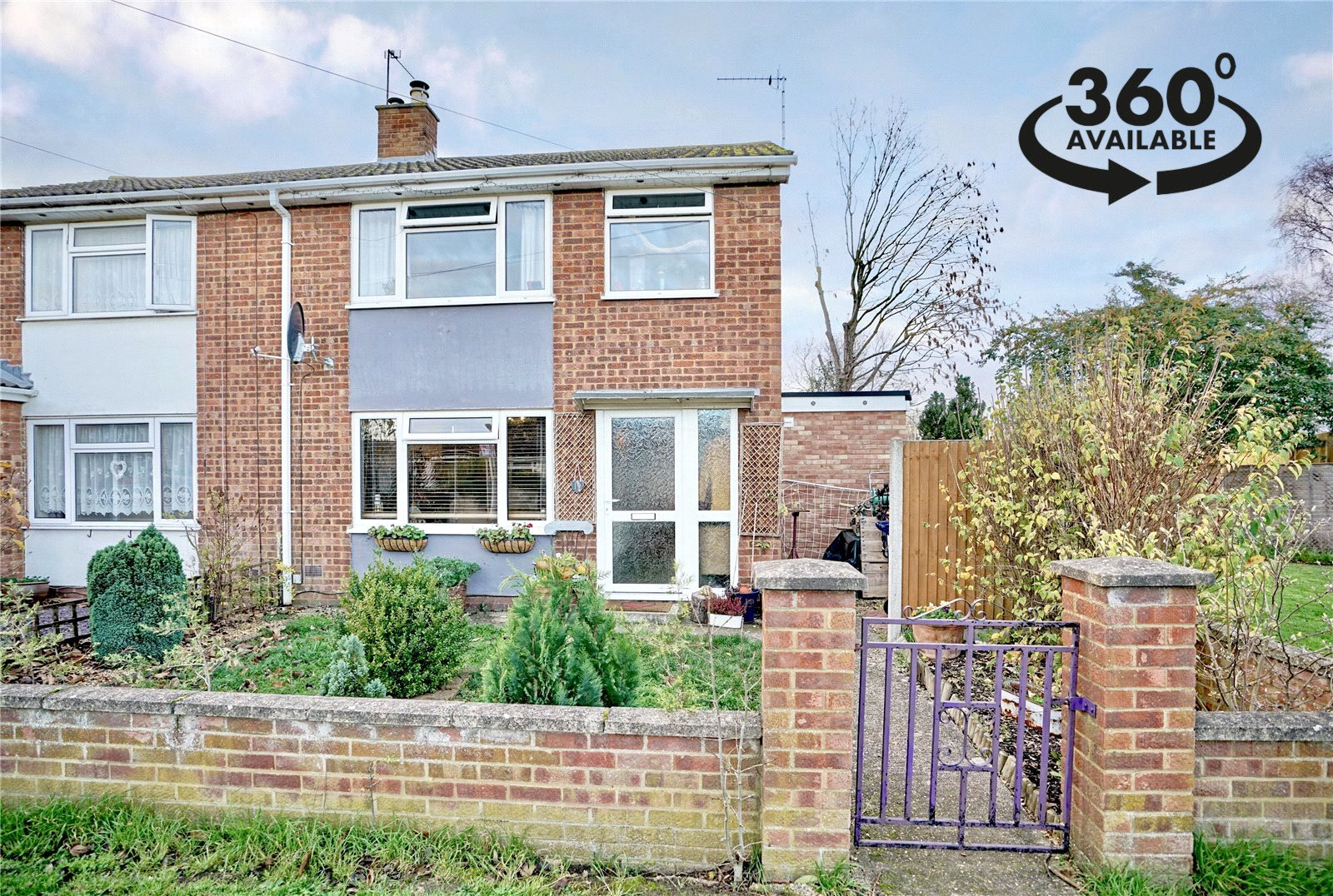 3 bed house for sale in St. Neots, PE19 1SG, PE19