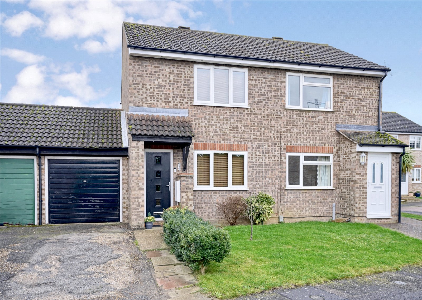 2 bed house for sale in Eaton Socon, Jellicoe Place, PE19 8NL, PE19