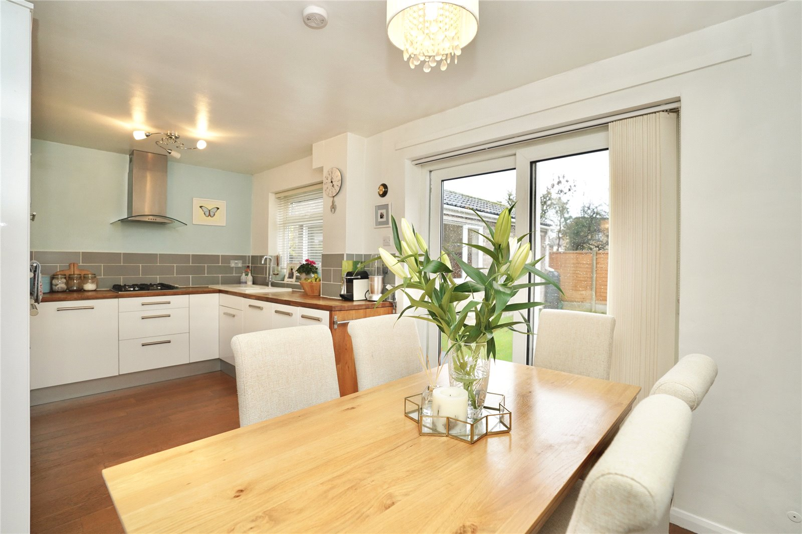 3 bed house for sale in Eaton Ford, Weston Court, PE19 7JX - Property Image 1