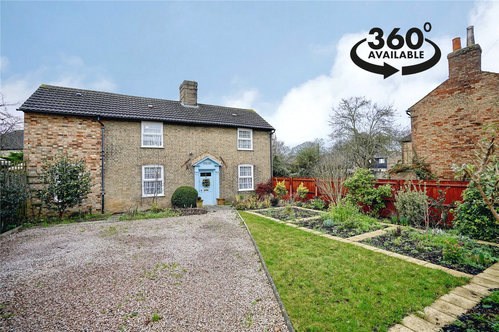 4 bed house for sale in Sandy, Church Path, SG19 1ET  - Property Image 1
