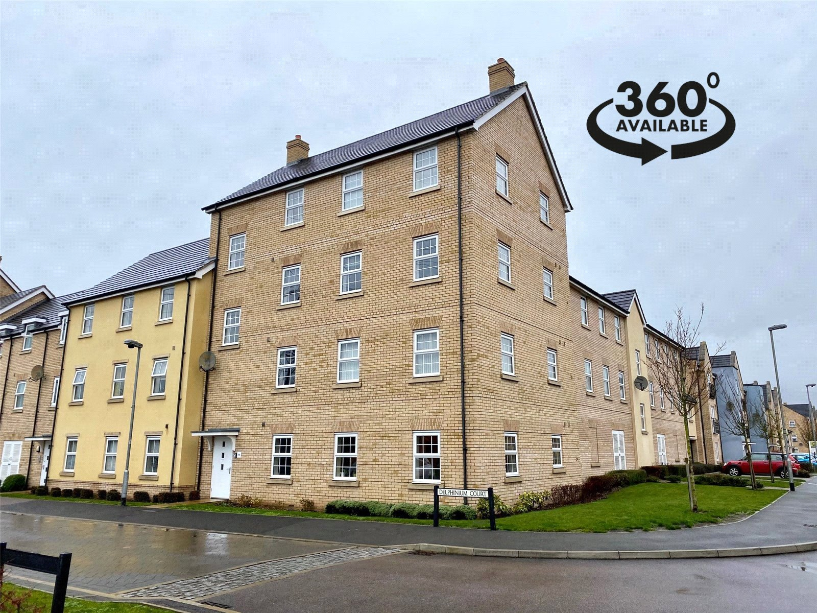 2 bed apartment for sale in Delphinium Court, Eynesbury  - Property Image 1
