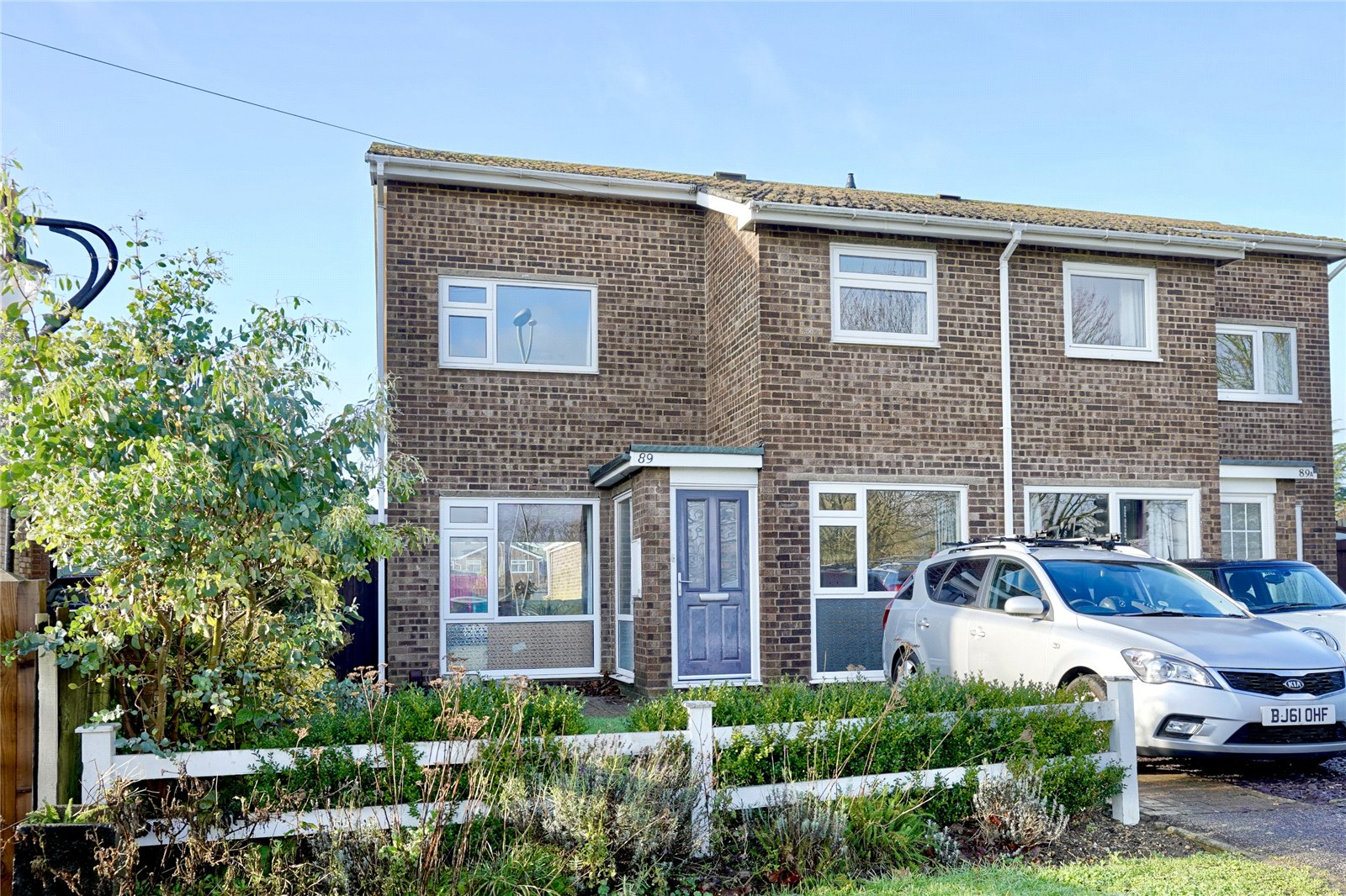 3 bed house for sale in Crosshall Road, Eaton Ford - Property Image 1