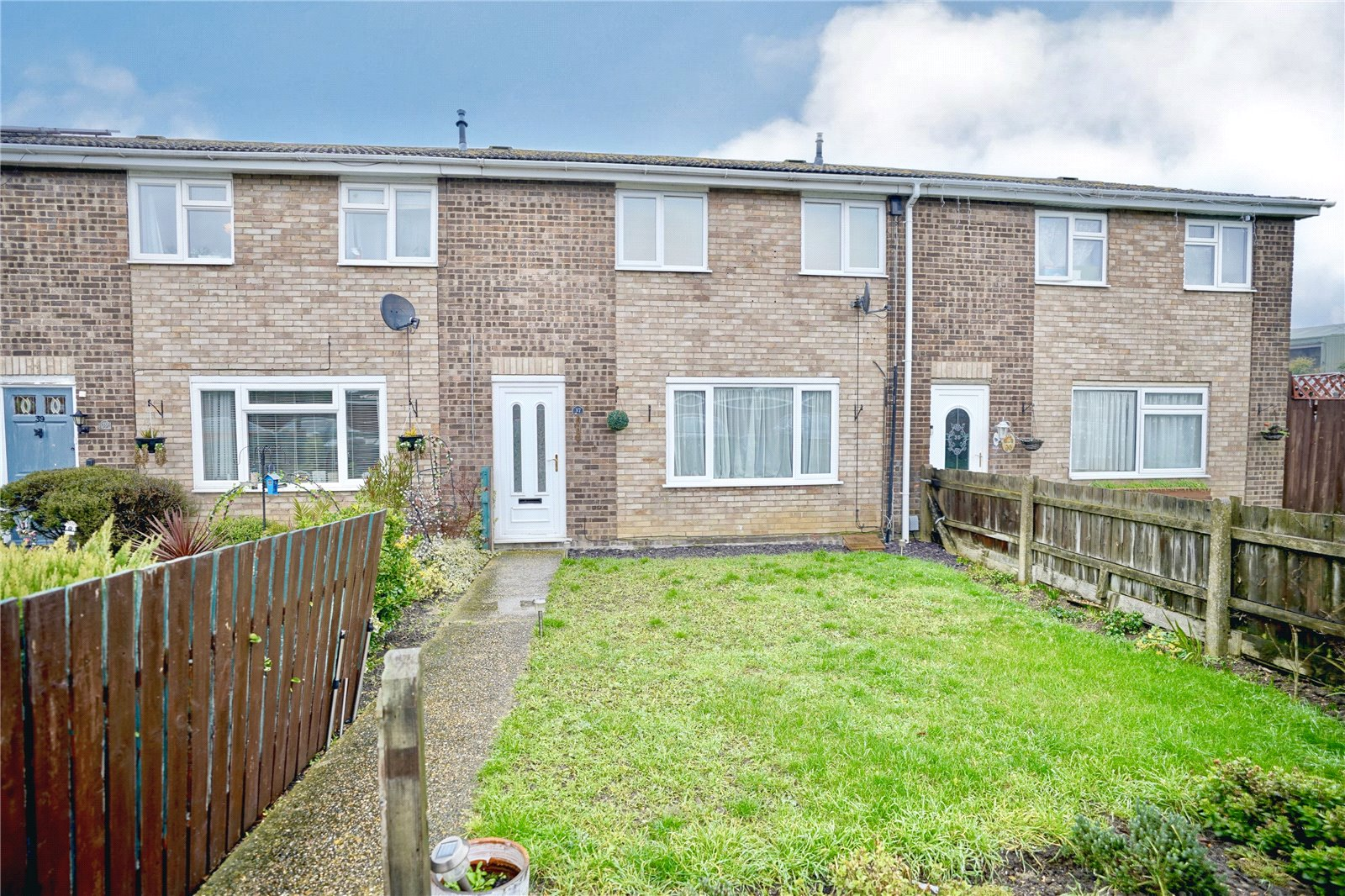 3 bed house for sale in Eynesbury, Hampden Way, PE19 2JH, PE19