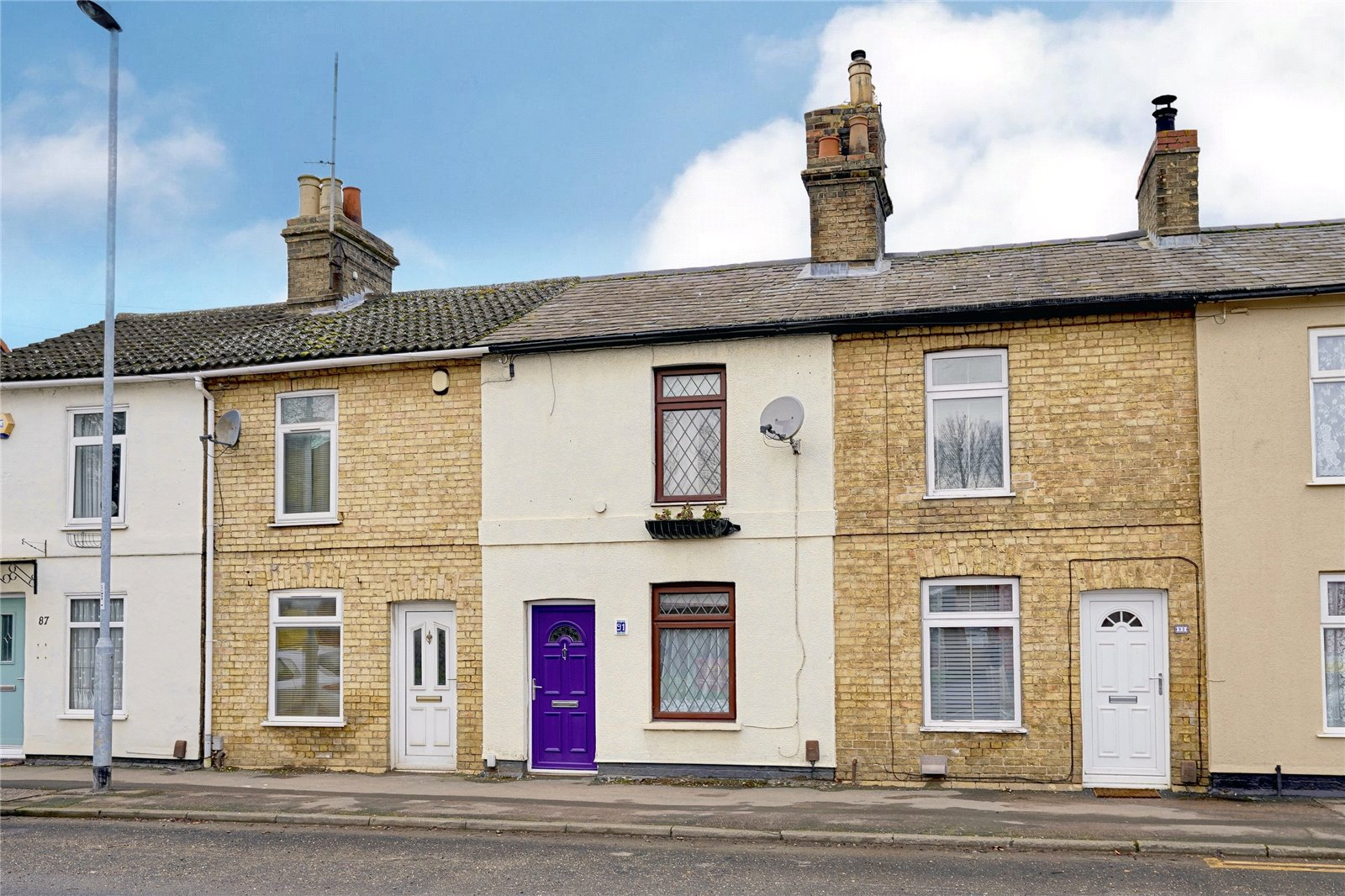 2 bed house for sale in St. Neots, Huntingdon Street, PE19 1DU, PE19