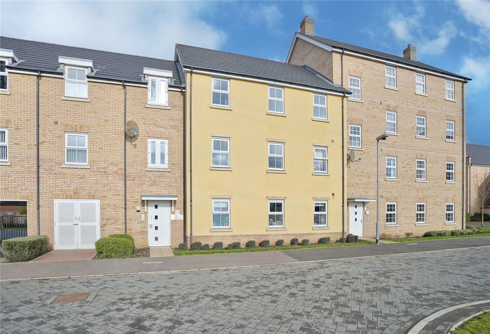 2 bed apartment for sale in Delphinium Court, Eynesbury, PE19