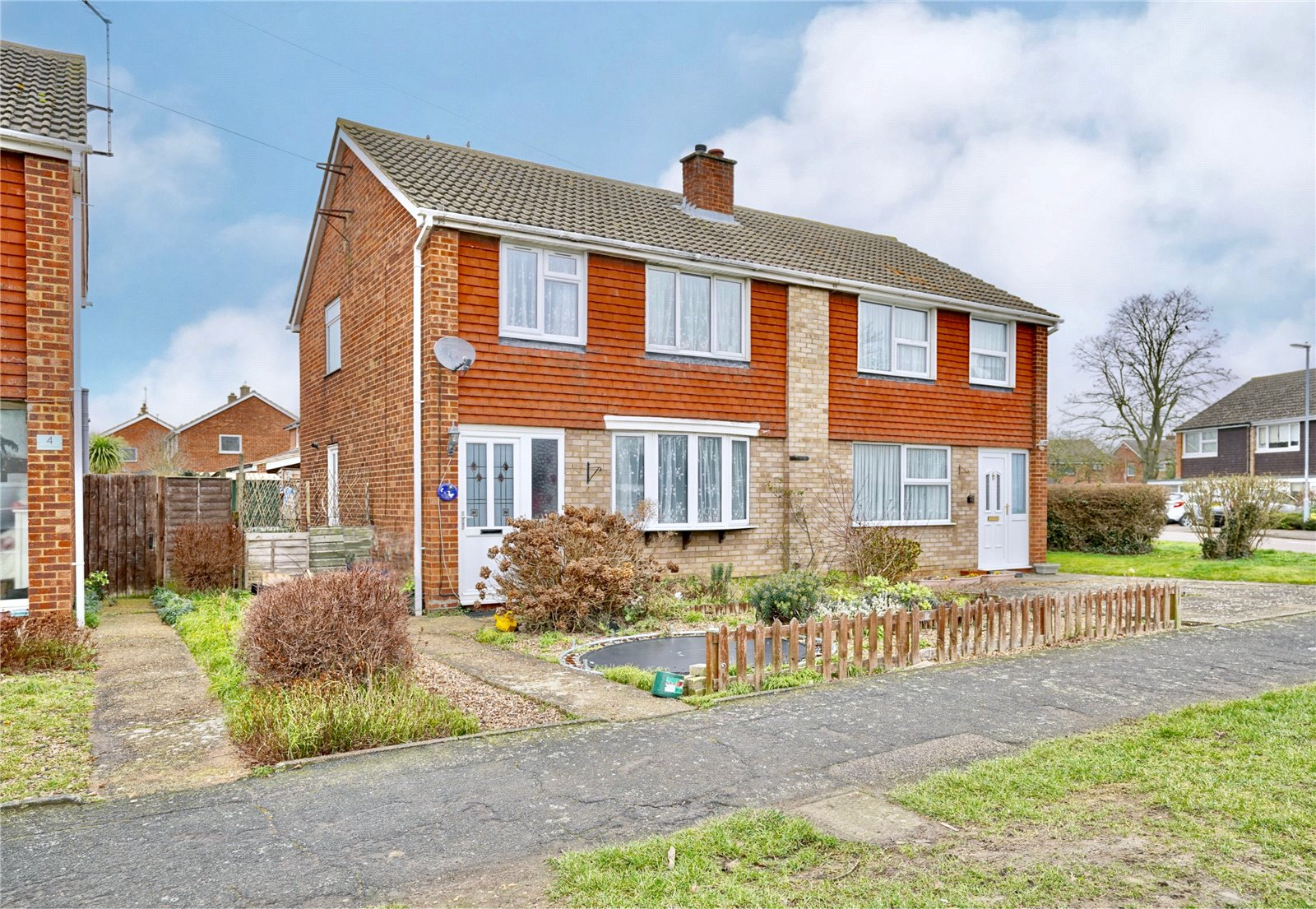 3 bed house for sale in Little Paxton, Gordon Road, PE19 6LU, PE19