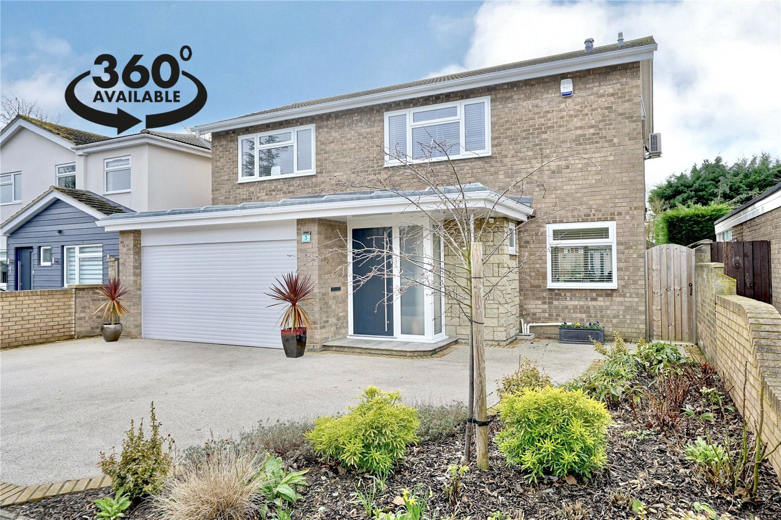 4 bed house for sale in Eaton Ford, PE19 7RG  - Property Image 1